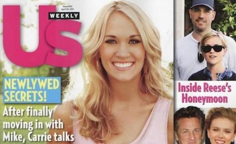 Carrie Underwood on Marriage