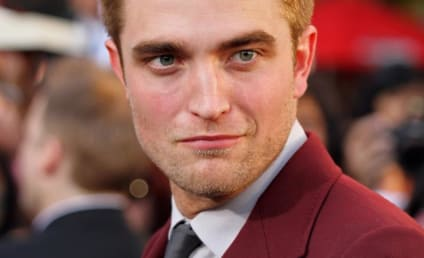 Robert Pattinson Dishes on Eclipse Make Out Scenes, Twihards