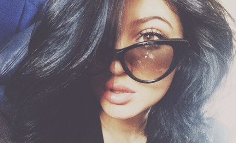 Kylie Jenner Instagrams While Driving Just Months After Bruce Jenner's Tragic Car Accident