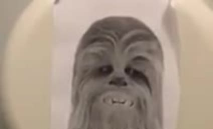 Chewbacca Toilet Paper Dispenser: Something That Sort of Exists!