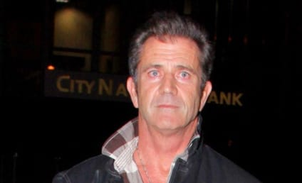 Mel Gibson, You Got Served (With Paternity Suit)!