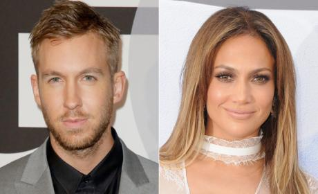 Calvin Harris and Jennifer Lopez: DATING?
