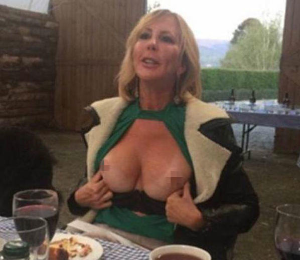 Can suggest vicki gunvalson naked nude uncensored