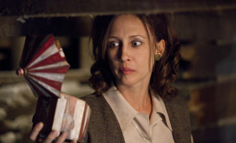 The Conjuring Scares Up Victory at Weekend Box Office