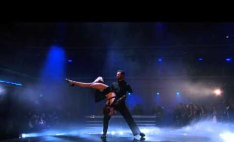 Noah & Sharna - Tango (Dancing with the Stars Finals)