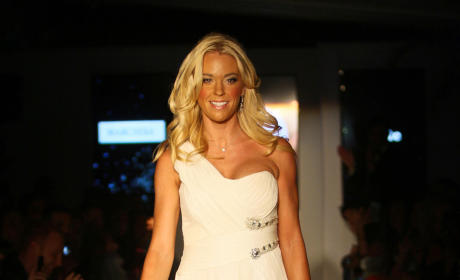 Kate Gosselin, Fashion Week