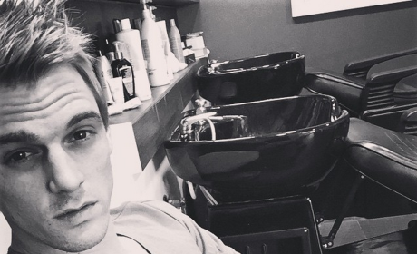 Aaron Carter to Hilary Duff: Shut Up About Me!