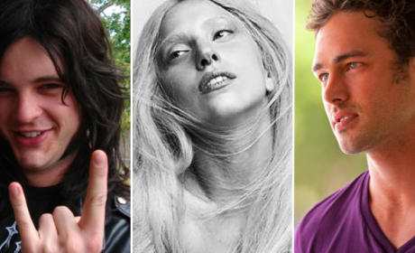 Lady Gaga LoveGame: Taylor Kinney Out, Luc Carl In?