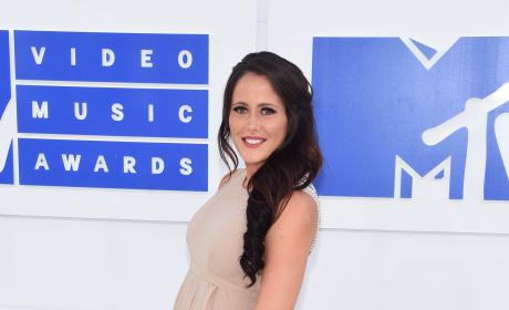 Jenelle Evans Side Shot VMAs 2016