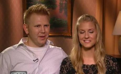 "Jason Mortensen Defends Viral Video as Real, Introduces ""Jackpot"" Wife From Hospital"