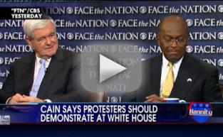 Herman Cain on Hannity