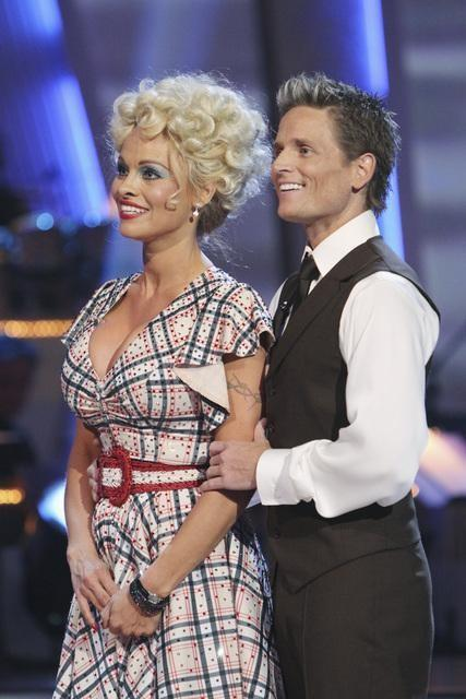 Pamela Anderson, Damian Whitewood Picture