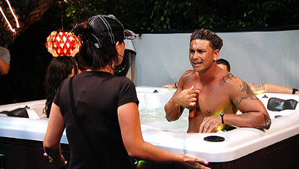 Pauly D and JWoww Fight