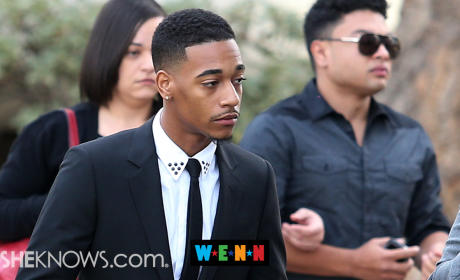Lil Za Cops Plea in Drug, Vandalism Case