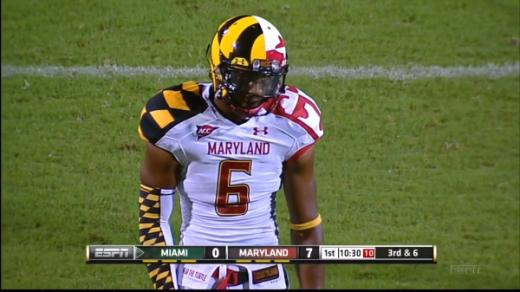 Maryland Football Jerseys