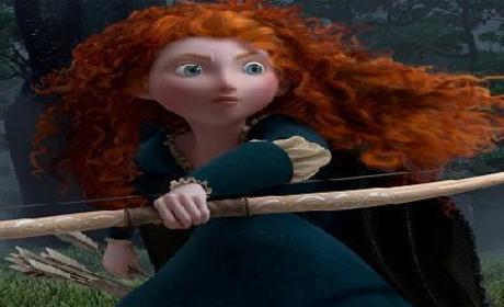 Brave Movie Trailer: Pixar Goes to Scotland