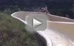 Dallas Man Falls Off Waterslide, Lives To Post About It