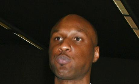 Lamar Odom DUI Arraignment Postponed By Two Weeks