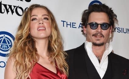Amber Heard: I Did Not Release Johnny Depp Meltdown Video!