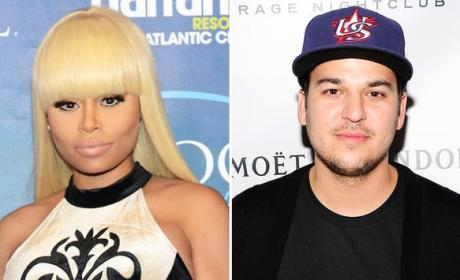 Rob Kardashian & Blac Chyna Reality Show: Coming Soon?!