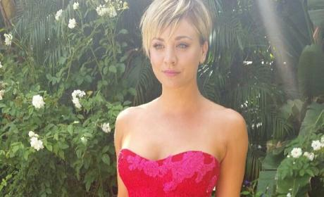 Kaley Cuoco Emmy Awards Photos!