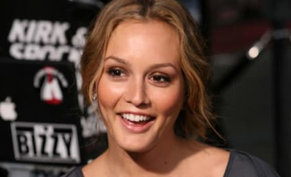 Leighton Meester: I'm Not Dating Chace Crawford!