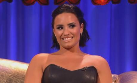 Demi Lovato Admits to Bisexuality?