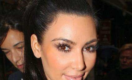 Kris Humphries Dines with Kim Kardashian