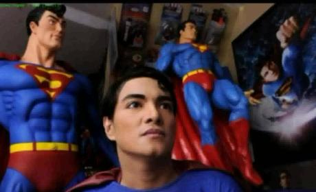 Man Undergoes 19 Surgeries, Aims to Look Like Superman