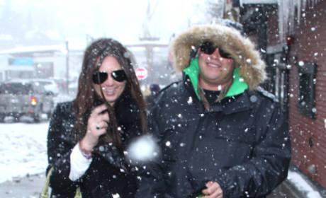 Spotted at Sundance: Jon Gosselin & Morgan Christie!