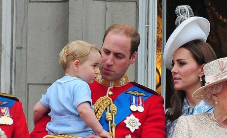 Kate Middleton to William: Screw This Royal Life, Let's Move Back to Wales!