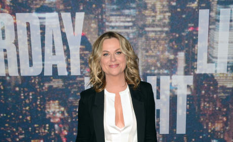 Amy Poehler at SNL 40