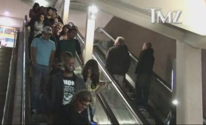 Justin Bieber and Selena Gomez: The Videotaped Movie Date!