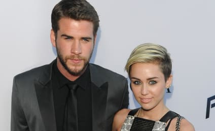 Miley Cyrus: Hiding Baby Bump in Latest Photos?!