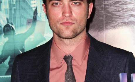 Robert Pattinson Shoves Club Employee