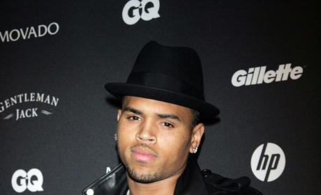 Chris Brown Hooks Up with Keri Hilson