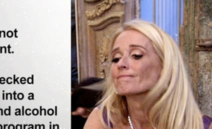 The Real Housewives of Beverly Hills Reunion Recap, Part I: Sparks, Snark and Memories