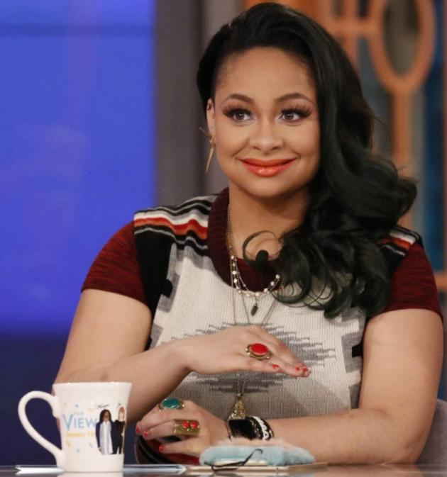 Raven-Symone: Will She Be Replaced on The View? - The Hollywood Gossip