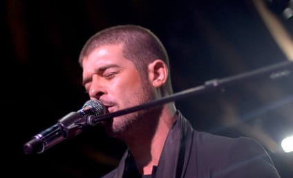 Robin Thicke Makes New Musical Plea to Paula Patton: I Miss You!