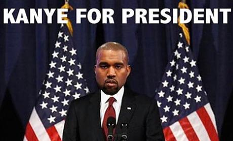 Kanye West Memes Support 2020 Presidential Bid