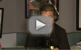 Robin Thicke Talks Paula Patton Separation