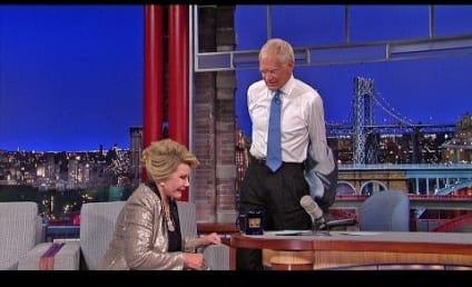David Letterman to Joan Rivers: See Ya!