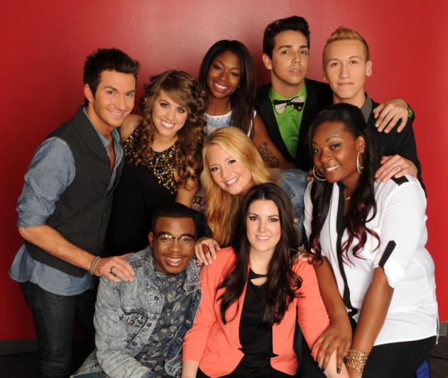 The American Idol 9