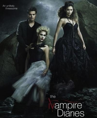 Vampire Diaries Season 4 Poster