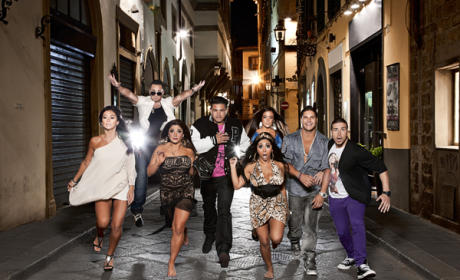 Jersey Shore Recap: Wall 1, Situation 0!