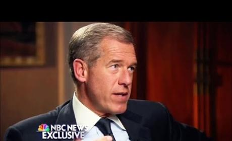 "Brian Williams Lip Dub - ""Who Am I?"""