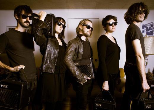 Macaulay Culkin Has a Band