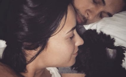 Demi Lovato Shares Adorable, Sleepy Pic of Wilmer Valderrama
