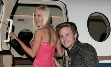 Spencer Pratt and Heidi Montag: Leaving The Hills?