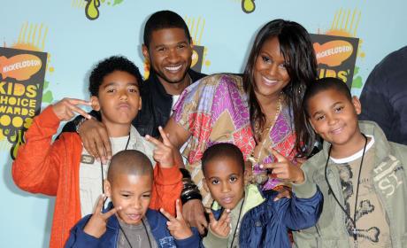 Usher Family Friend Under Investigation in Stepson Jet Ski Accident